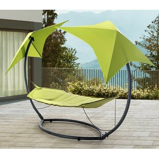 Latitude Run Jedicke Skylight Polyester Camping Hammock with Stand