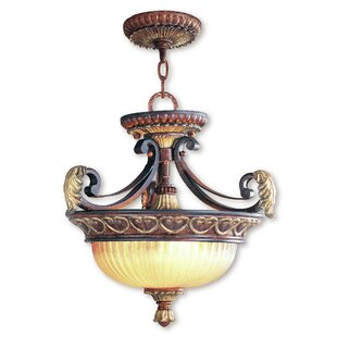 Astoria Grand Scottdale Convertible Inverted Pendant