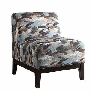 Moffat Slipper Chair by Ebern Designs
