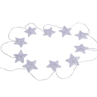 Turn on the Brights Haverton Oscar Star LED 10-Light Novelty String Lights