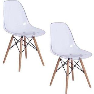 Wrought Studio Eresus Dining Chair (Set of 2)