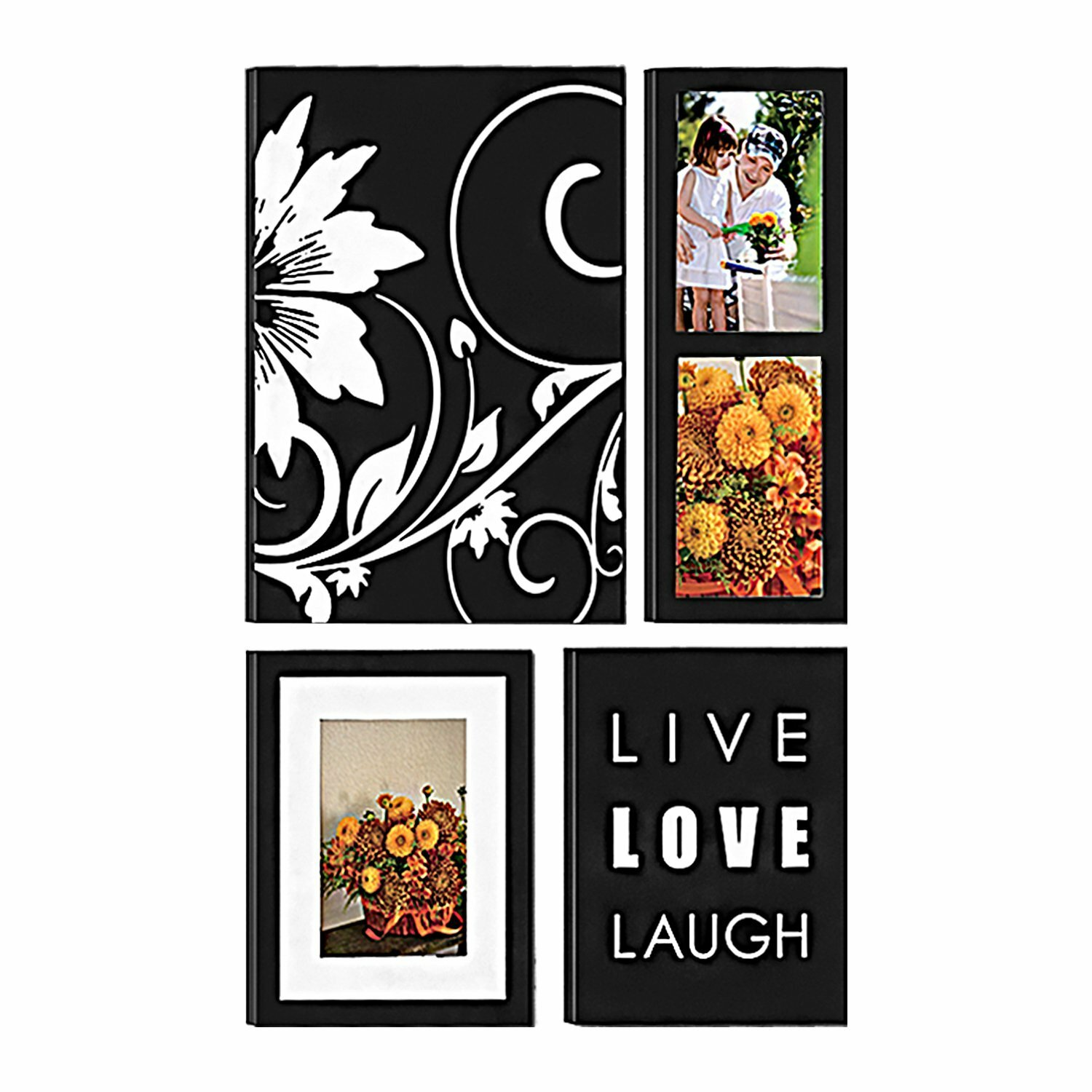 Red Barrel Studio 3 Piece Cherine Picture Frame Set | Wayfair
