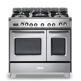 36 inch  Free-standing Dual Fuel Range