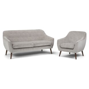 Hamlett Configurable Living Room Set by George Oliver