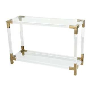 Garza Console Table by Mercer41