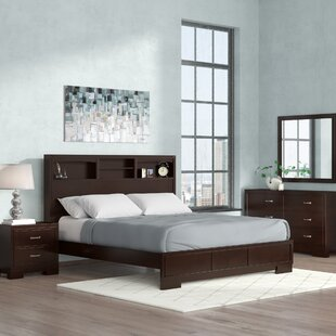 Voigt Panel 4 Piece Bedroom Set