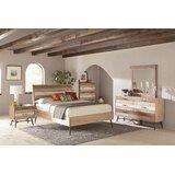 Gallman Platform Configurable Bedroom Set by Union Rustic