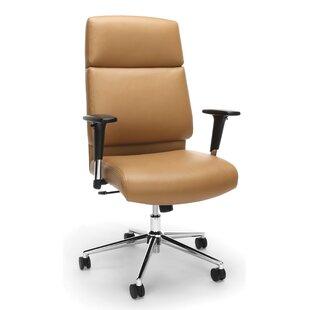 Huertas Ergonomic Task Chair by Latitude Run