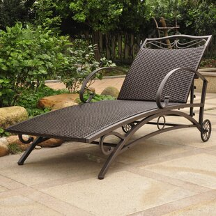 Three Posts Snowberry Chaise Lounge
