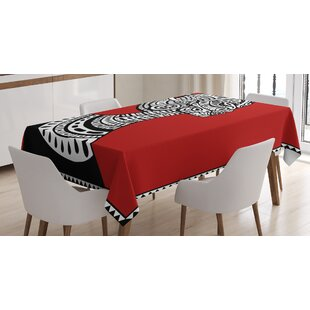 Claxton Tablecloth By Bloomsbury Market