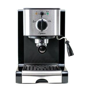 EC100 Pump Espresso & Cappuccino Machine