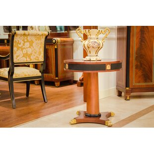 Gary End Table by Astoria Grand