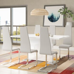 Anza 7 Piece Dining Set Orren Ellis