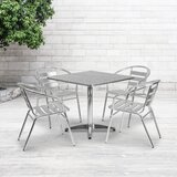 Imboden Patio Dining Set