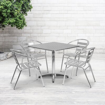 Imboden Patio Dining Set by Zipcode Design Comparison