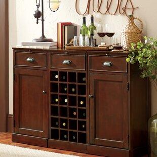 Longshore Tides Marvin Modular Bar Cabinet