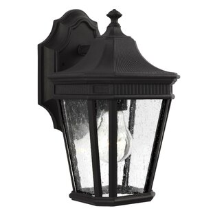 Find the perfect Chilhowee Outdoor Wall Lantern By Darby Home Co
