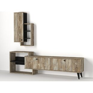 Harumi Entertainment Unit For TVs Up To 60