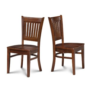 Corcoran Solid Wood Dining Chair (Set of 2)