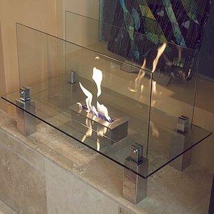 Fiero Bio-Ethanol Fireplace By Nu-Flame