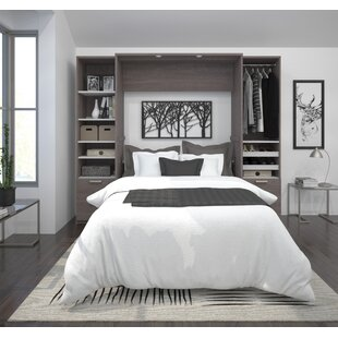 Medan Premium Murphy Bed by Wade Logan