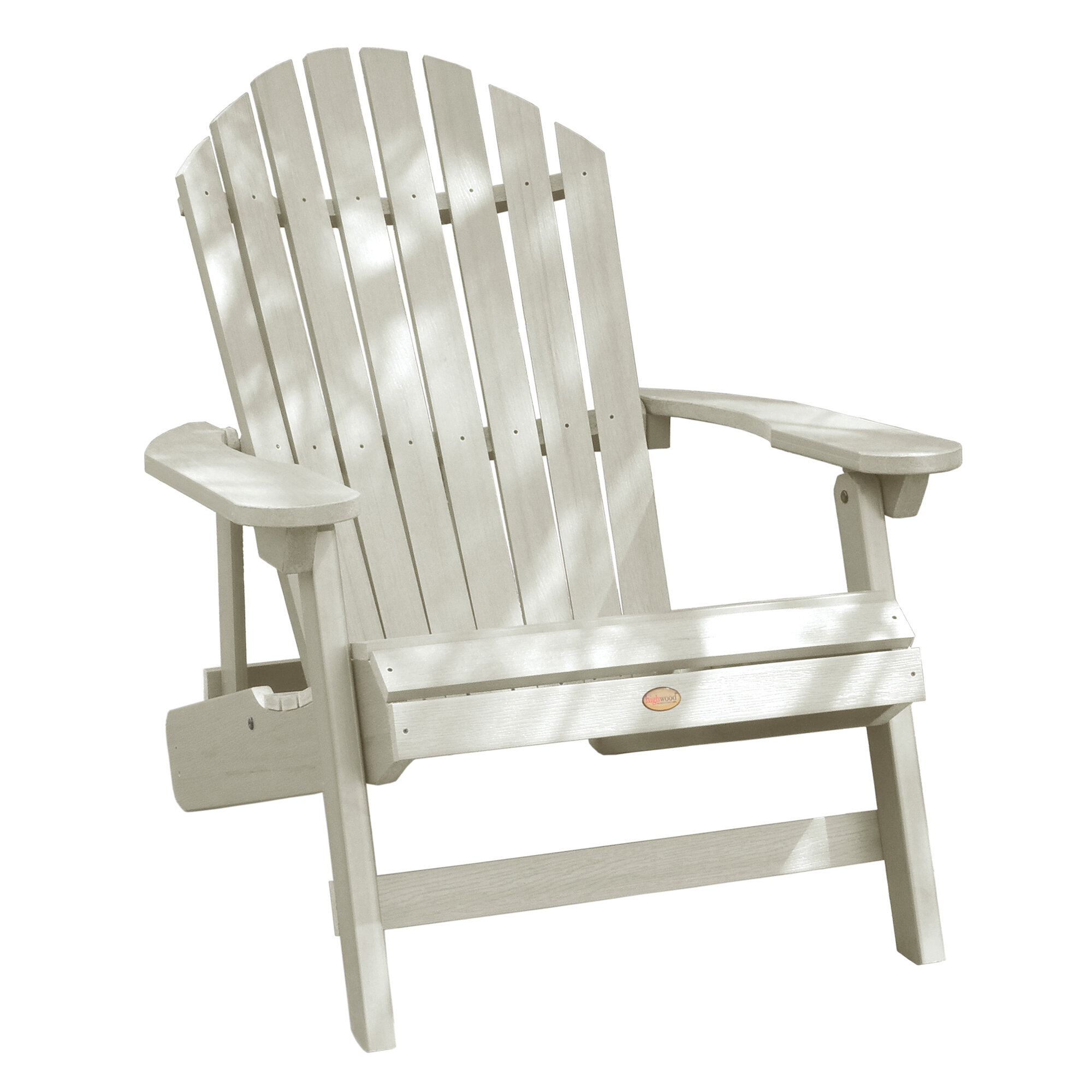buyers choice phat tommy hamilton plastic folding adirondack chair