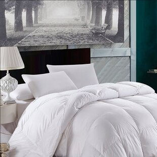 Cotton Winter Down Alternative Comforter