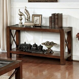 Review Alda Console Table By Darby Home Co