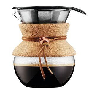 2-Cup Pour Over Coffee Maker
