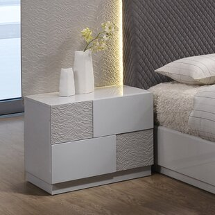 Purchase Lyset 2 Drawer Nightstand by Latitude Run