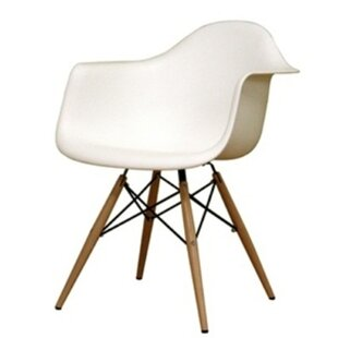 Woodleg Arm Chair by Fine Mod Imports