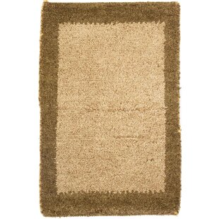 Sasha Handwoven Wool Brown Indoor/Outdoor Rug By Union Rustic