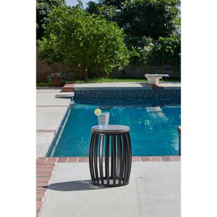 Richins Outdoor/Indoor Iron Side Table