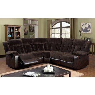 Great choice Bruce Sectional by Hokku Designs Reviews (2019) & Buyer's Guide
