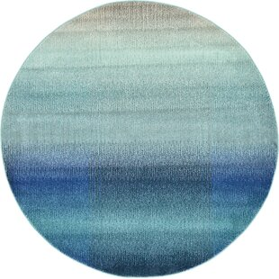 Applecroft Blue Fade Area Rug by Beachcrest Home