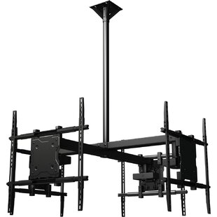 Tilt Universal Ceiling Mount for 37 inch  - 65 inch  Screens