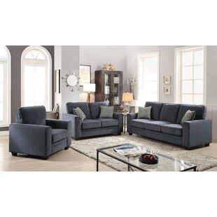 Lueras Sleeper Configurable Living Room Set By Ivy Bronx