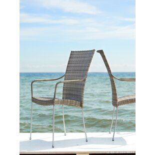 Saturn Stacking Patio Dining Chair