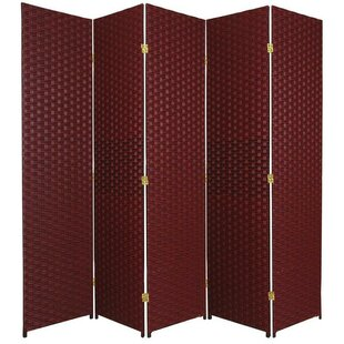 Bloomsbury Market Sand City 5 Panel Room Divider