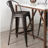 Novick Bar & Counter Stool (Set of 2) by Williston Forge