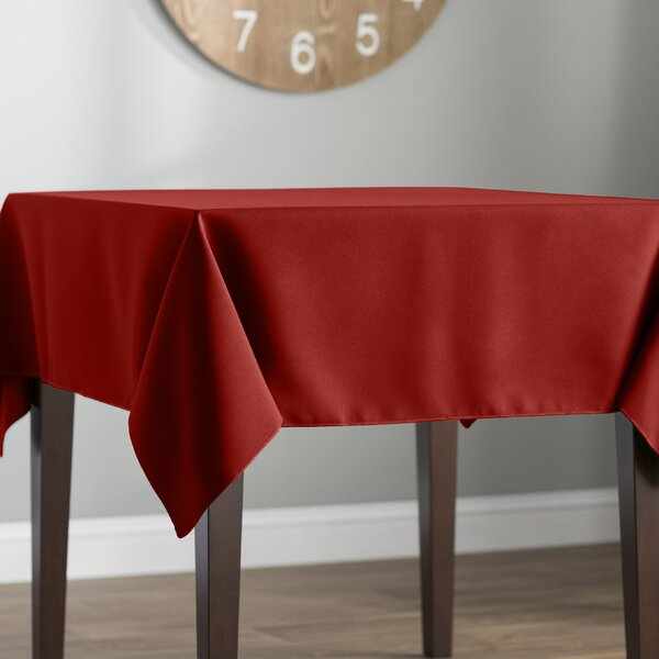 80x80 Square Tablecloth Wayfair