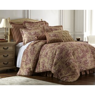 Deirdre 4 Piece Comforter Set