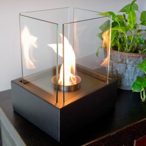 Lampada Bio-Ethanol Tabletop Fireplace