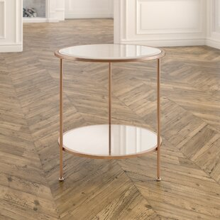 Jamiya End Table by Willa Arlo..