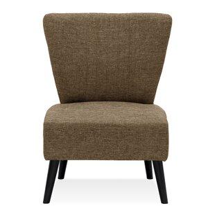 Wrought Studio Veras Slipper Chair