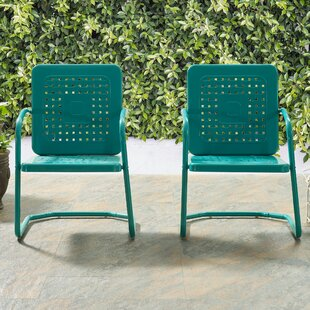 Red Barrel Studio Kishore Patio Chair (Se..