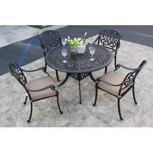 Wasola 5 Piece Dining Set ..