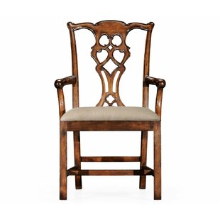 Windsor Solid Wood Dining Chair (Set of 2)