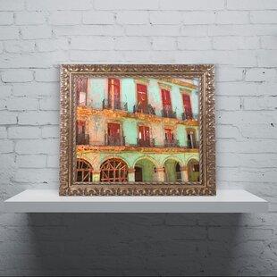 'Memories Havana' Framed Photographic Print by Ebern Designs