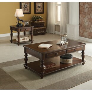 Paloalto 2 Piece Coffee Table Set